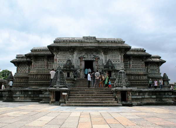 Chennakesava Temple Belur Karnataka