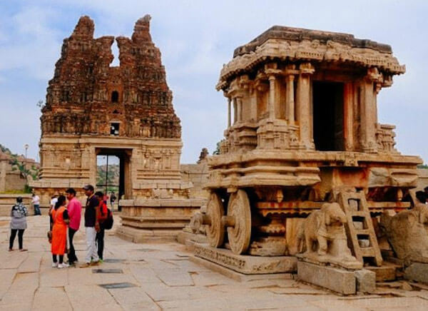 3 Days - Hampi and Hospet Tour from Bangalore