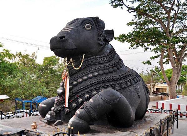 Nandi Temple