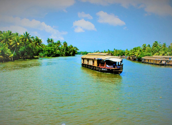 8 Days Kerala Backwater