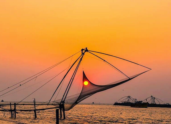Cochin Fishing Net