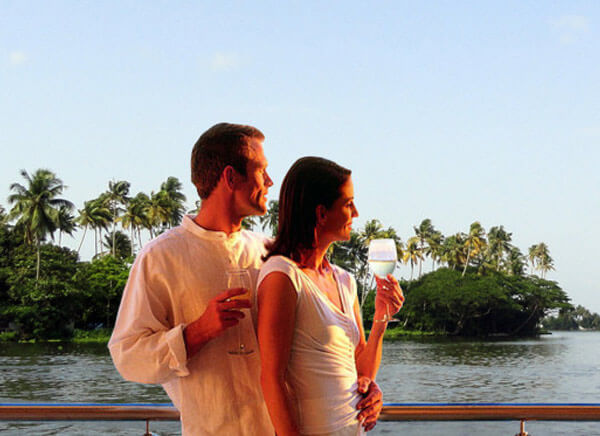 8 Days - Kerala Honeymoon Package