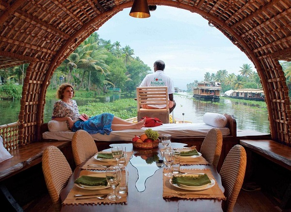 7 Days Kerala Houseboat Tour