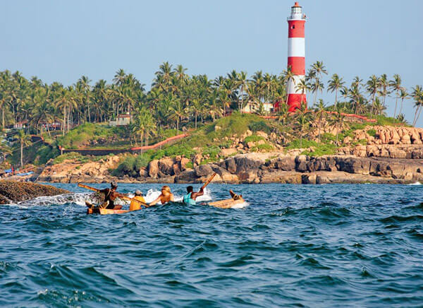 6 Days - Kerala Beach