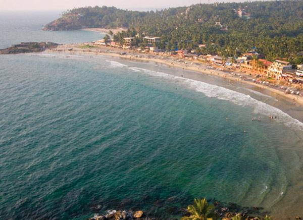 14 Days - Delhi Agra Jaipur with Kerala Beach Tour
