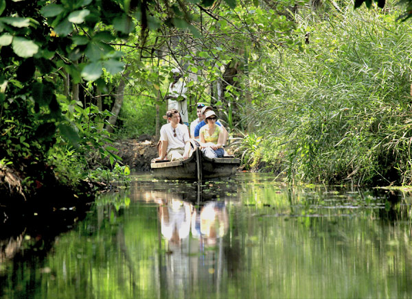 Kumarakom - One Day Tour