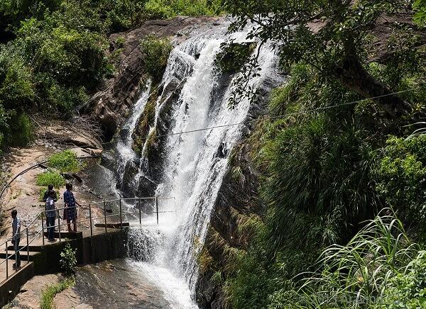Nyayamakad Waterfall Munnar