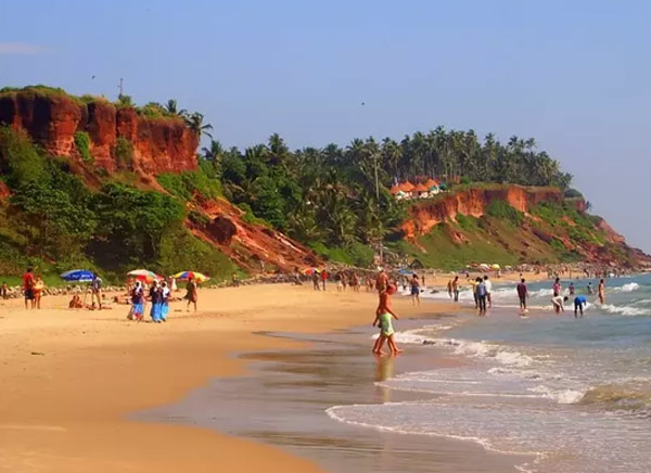Kerala Beach Holidays India