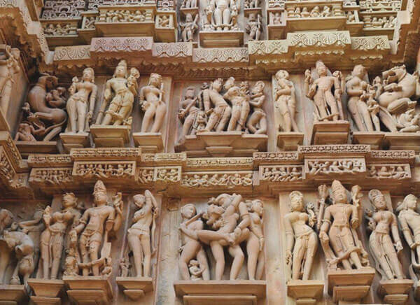 2 Days - Khajuraho Tour