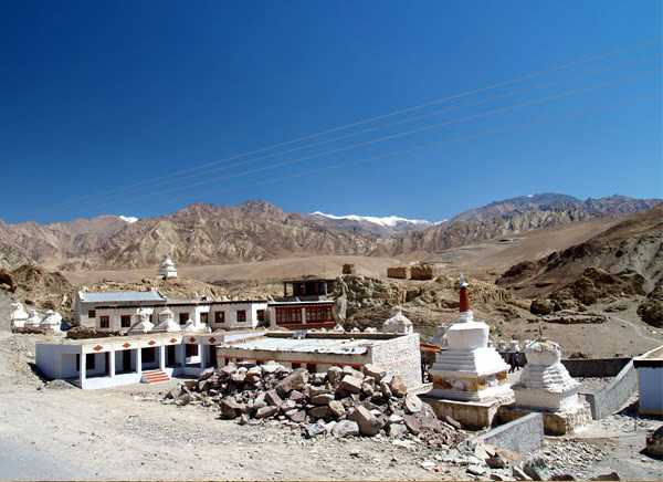 15 Days- Delhi to Ladakh Nubra Tour