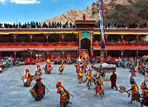 6 Days Hemis Festival Tour Packages