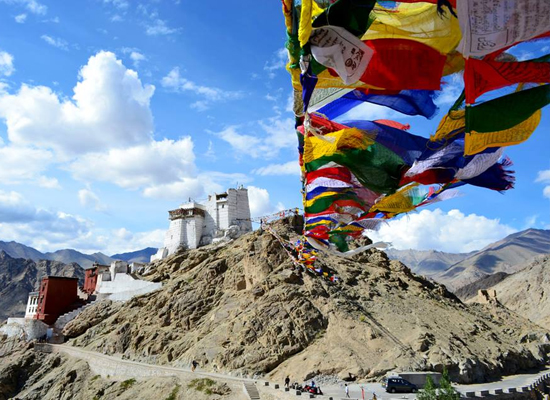 Ladakh Tour By Air