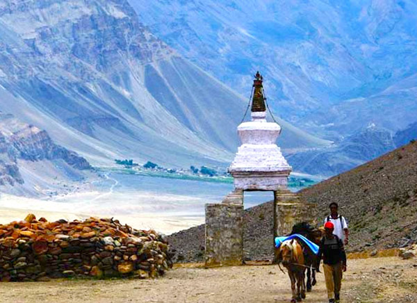 7 Days Leh Ladakh Tour Itinerary