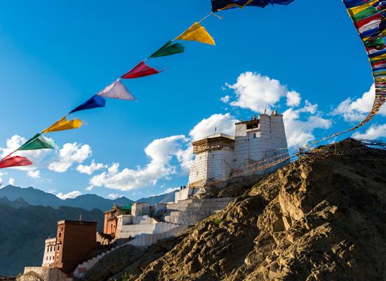 Likir Monastery Ladakh