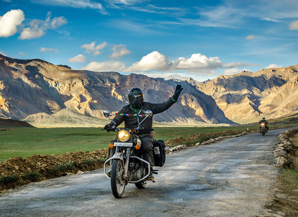 17 Days Ladakh Biking tour