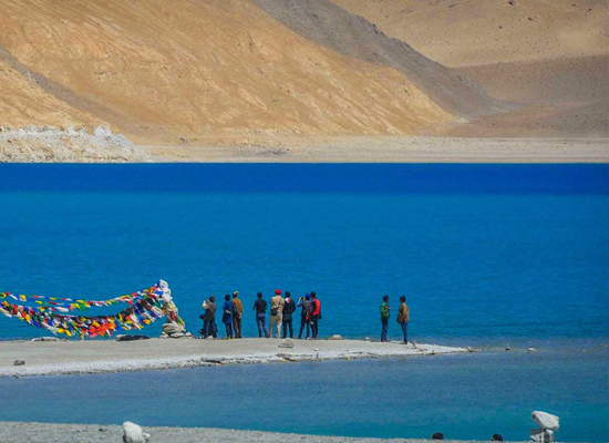 4 Nights 5 Days Ladakh Package