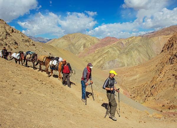Shukpachan Trek Ladakh