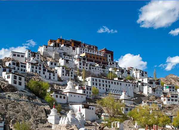 5 Days Ladakh Monasteries Tour
