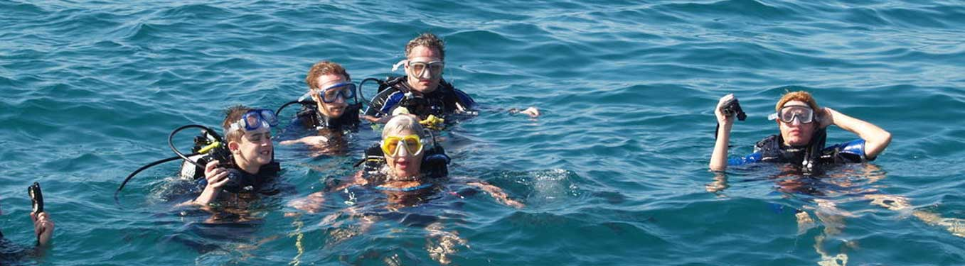 Snorkeling at Lakshadweep
