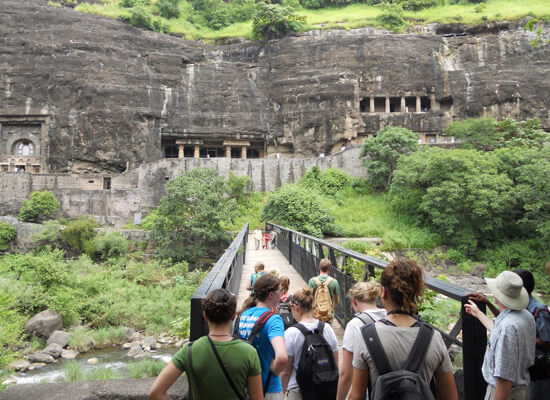 6 Days Ajanta and Ellora Caves Tour