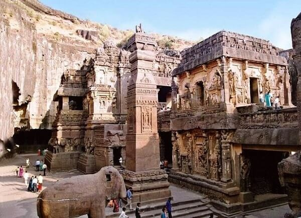 Ellora Caves Aurangabad - History, Visiting Time, How to Reach
