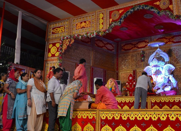 Mumbai Ganesh Chaturthi