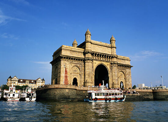Gateway of India Mumbai Tour with Goa Cochin