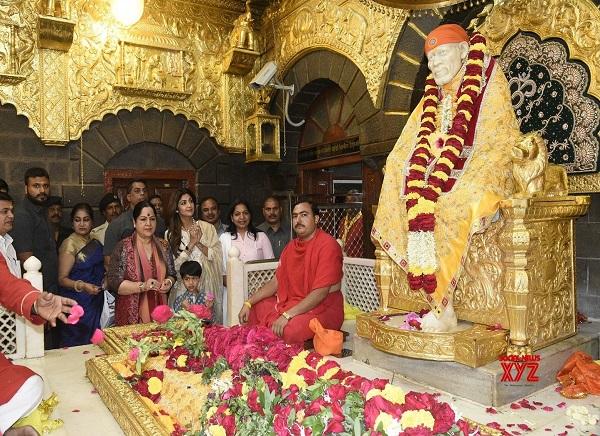 Shri Shird Sai Baba Temple, Maharashtra