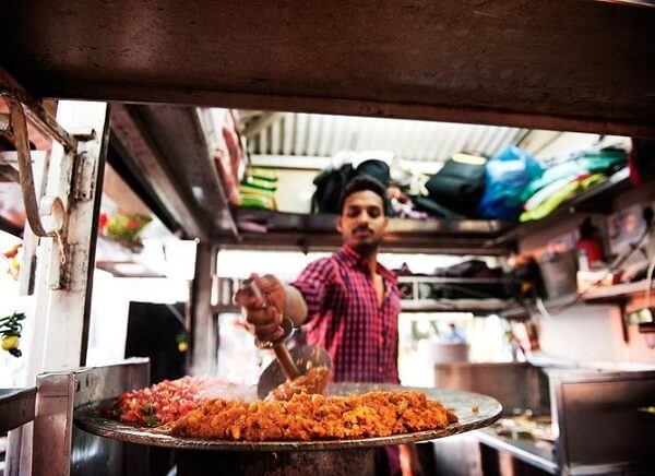 Street Food, Mumbai