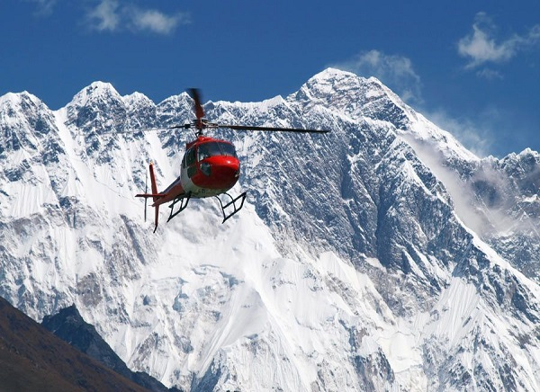 Everest Base Camp via Heli