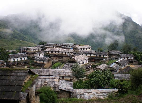 Ghandruk Village Trek Nepal