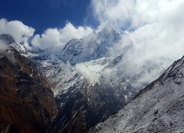 Machhapuchhre Base Camp Trek