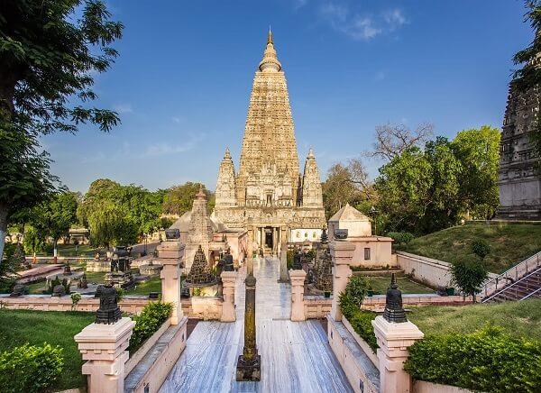 Mahabodhi Temple Bodhgya