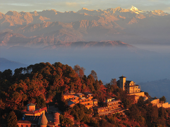 Nagarkot Sunrise