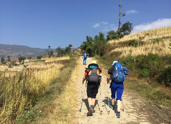 7 Days Kathmandu Valley Trekking Tour