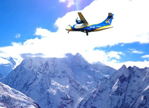 One Day Mountain Tour Flight Nepal