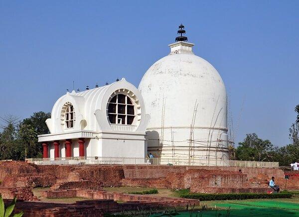 Nirvana Temple Kushinagar