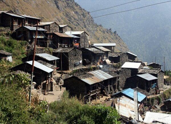 Tamang Village Trek