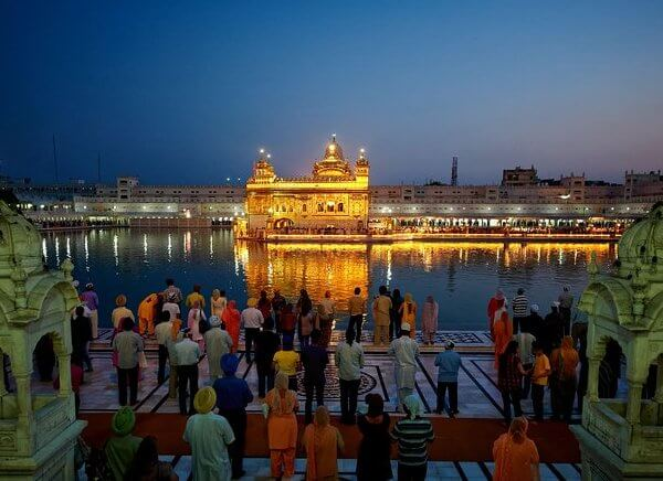 10 Days Golden Triangle Tour with Amritsar
