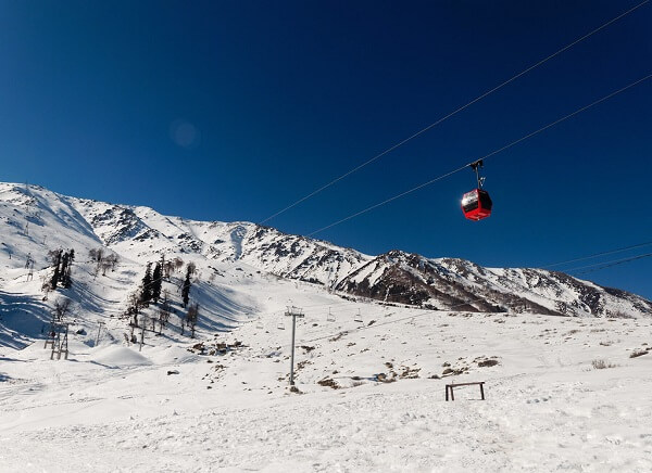 Gondola Cable Car Ride, Gulmarg