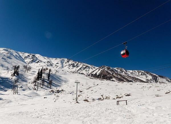 Gondola Cable Car Ride, Gulmarg