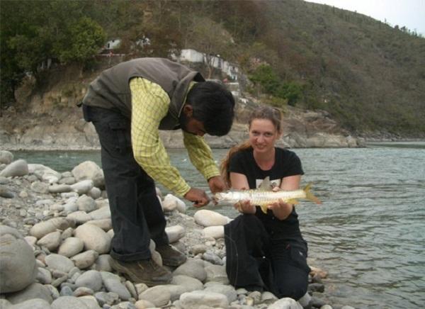 Nainital Fishing