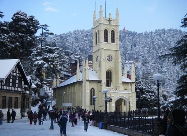 15 Days Golden Triangle with Himachal Tour