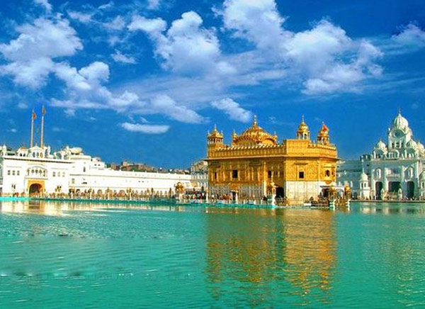 7 Days - Golden Triangle with Golden Temple Tour
