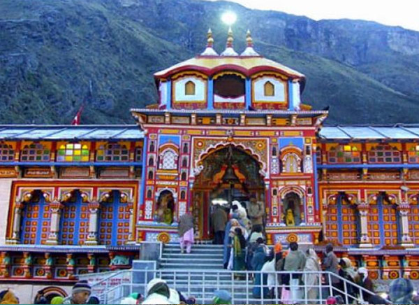 12 Days Chardham Package