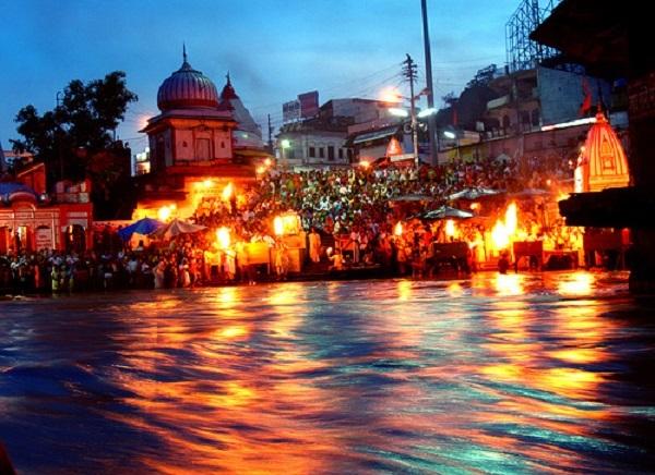Gangotri Temple Aarti