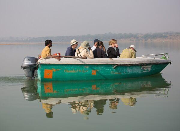 Chambal Boat Safari