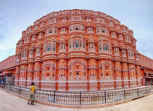 Hawa Mahal, Jaipur
