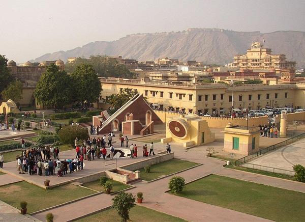 Jantar Mantar, Jaipur
