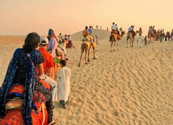21 Days Taj Mahal Tours with Camel Safari